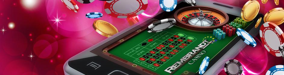 Rembrandt casino: nu ook op je mobiel!
